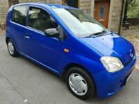 2004 Daihatsu Carade 3 Door 1.0 Petrol Manual Blue .12 Months Mot Cheap Road tax