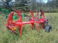 Like New Kuhn Rollover plow