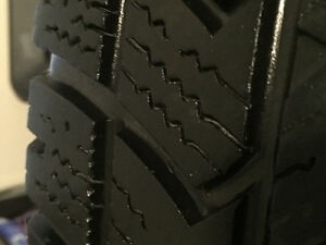 (2)Arctic Claw Winter Tires - 235/65R17 - Bolt Pattern 5x114.3