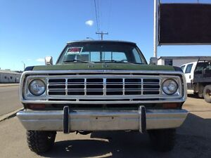 POWERWAGON 1976 DODGE SHORTBOX $4,300 OBO