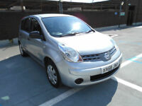 (08) 2008 Nissan Note 1.4 16v Visia 1 OWNER FROM NEW