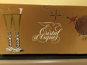 Millennium Champagne Flutes  Prince George British Columbia image 3