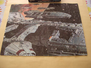 SET OF 4 BATTLESTAR GALACTICA PUZZLES GALACTICA, BOXY AND MUFFET London Ontario image 5