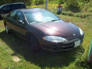 2003 Chrysler Intrepid with low km