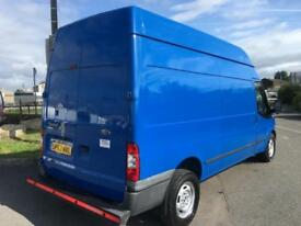 Ford Transit 2.2TDCi 100PS 350M 350 LONG WHEEL BASE HIGH ROOF