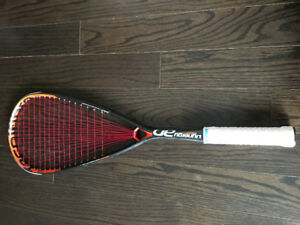 Technifibre Dynergy 125 AP squash racket