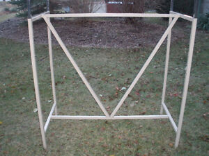 TWO-SIDED ADJUSTABLE CLOTHING RACK London Ontario image 4