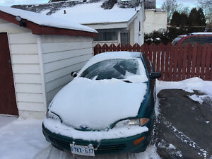 1999 Chevrolet Cavalier Coupe (2 door)