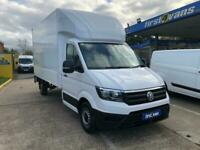 2018 Volkswagen Crafter 2.0 TDI 140PS Startline LWB LUTON WITH TAIL LIFT *ULEZ E