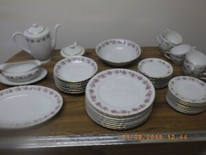 DISH SETTING FOR 8