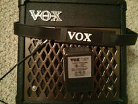 Vox FX amp - AC/battery power - 3 strats avail in pkg deals