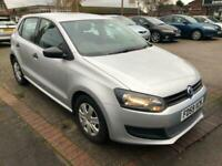 2010 Volkswagen Polo S AC Hatchback Petrol Manual