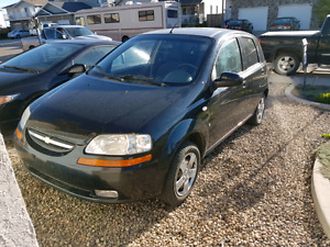 2008 Chevy Aveo 4dr Hatchback For Sale