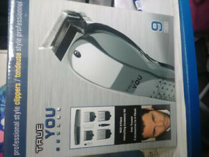 Hair Cutter professional style clippers (brand new never used)