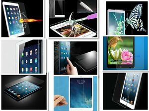 TEMPERED GLASS SCREEN PROTECTOR FOR IPAD / MINI 1 2 3 4 AIR 1, 2