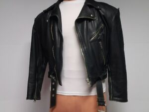 Leather Jacket - Manteau de Cuir