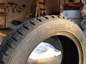 Four Winter Toyo observe gsi5- 205 55r16- $590