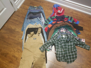 Boys Winter Clothing size 2T