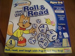 Roll and Read Learning Game