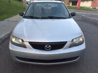 2003 MAZDA PROTEGE  , AUTOMATIQUE , AIR CLIMATISE, 4 CYLINDRE