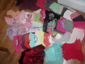 2 Bag of Baby Girl Clothes Size 12 months (or 1 for $10)