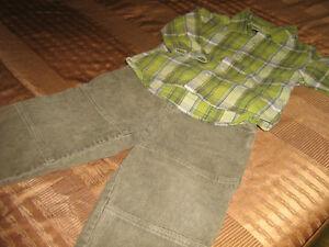 vêtements garçon 24 mois-2 ans