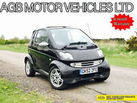 ** SMART CITY PASSION CONVERTIBLE 0.6 598CC SOFT TOP CABRIOLET £30 ROAD TAX **