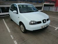2002 Seat Arosa MOT until 20th January