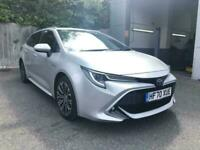 2020 Toyota Corolla 2.0 VVT-i Hybrid Excel 5dr CVT ESTATE Petrol/Electric Hybrid