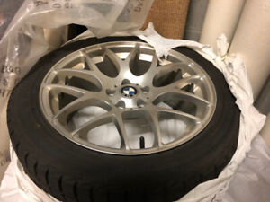 WINTER TIRES WITH RIMS - SET OF 4