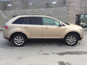 2007 Lincoln MKX Tan leather SUV, Crossover