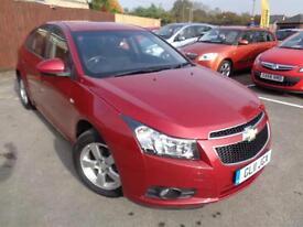 2011 Chevrolet Cruze 1.6i ( 124ps ) LT