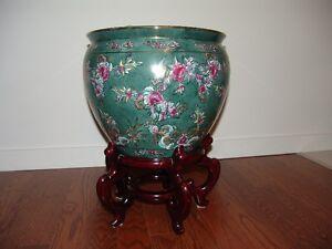 Vase décoratif en céramique