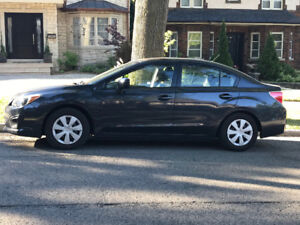 GREAT CONDITION 2012 Subaru Impreza Sedan