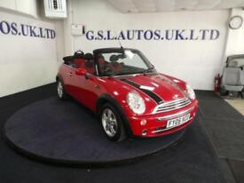 2005 MINI Convertible 1.6 Cooper 2dr