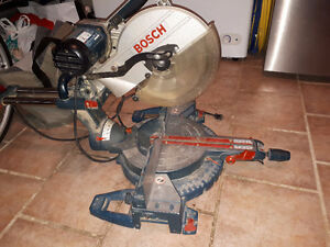 Miter Saw   Scie a onglet