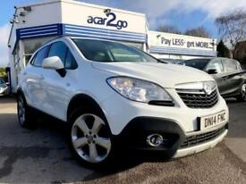 2014 Vauxhall MOKKA EXCLUSIV CDTI S/S Manual Hatchback