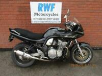 Suzuki GSF 600 BANDIT, 1998 S REG, 28,936 MILES, GOOD COND, LONG MOT, TRADE SALE