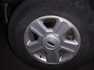 Wanted Spare Tire and Rim for 2004 F150 265/70 R17