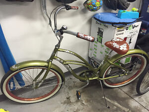 Women's Electra Hawaii 3 speed cruiser - Olive Green