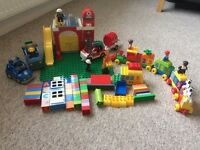 Collection of Duplo