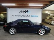 Porsche 911 996 Carrera 4 S Cabriolet Exclusive Carbon