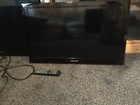 "Samsung 32"" LCD Freeview TV"