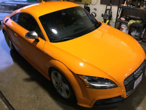 2012 Audi TTS Coupe (2 door)