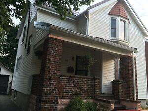 Lovely well maintained house for rent, available Nov.1st Stratford Kitchener Area image 1