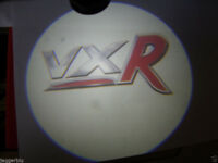 2 x 3D VAUXHALL VXR COB LED DOOR LOGO COURTESY LIGHT LASER GHOST PROJECTOR SHADOW PUDDLE LAMPS