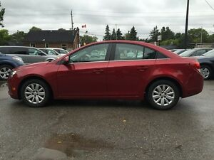 2011 CHEVROLET CRUZE 1LT * POWER GROUP * PREMIUM CLOTH SEATING * London Ontario image 3