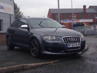 2003 Audi A3 1.9 tdi 3 door hatchback s3 replica lookalike not r32 gti