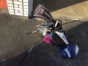 "Us Kids golf set 63"" tour"