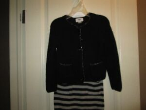 Old navy knitted dress and sweater (4T) Kitchener / Waterloo Kitchener Area image 2